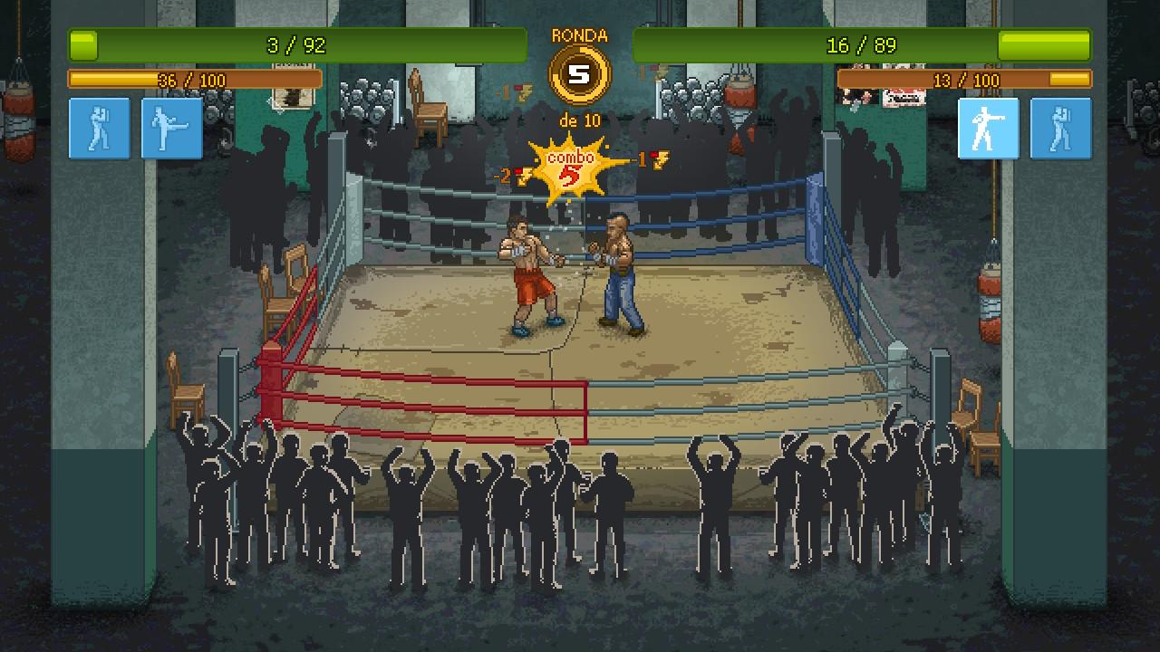 Punch Club 3 Switch