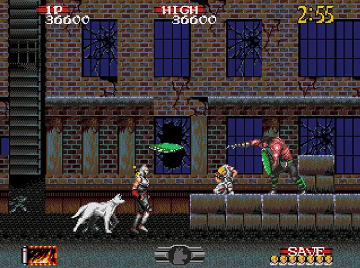 Analisis De Sega Megadrive Classics Con Mas De 50 Juegos De 16 Bits