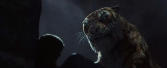 Shere Khan Mowgli