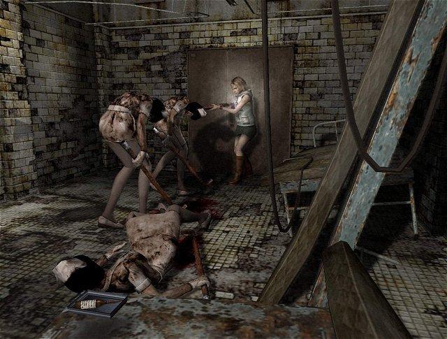 Silent Hill 3 4