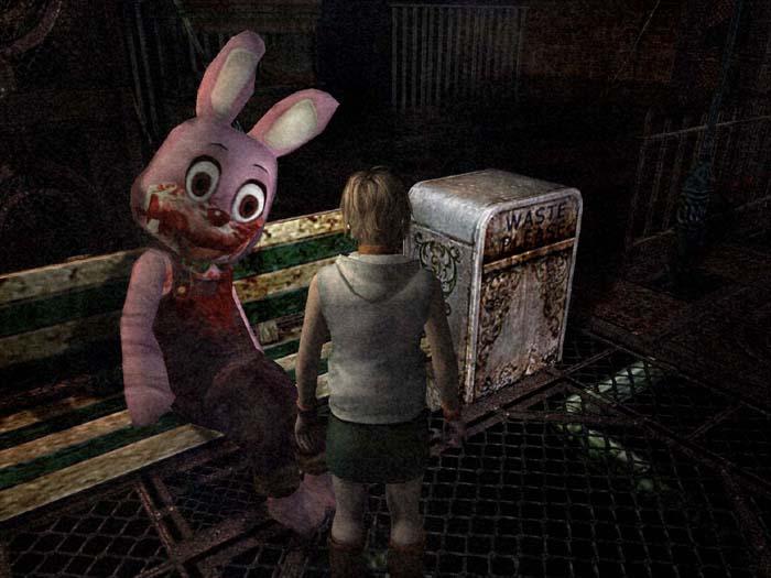 Silent Hill 3 6