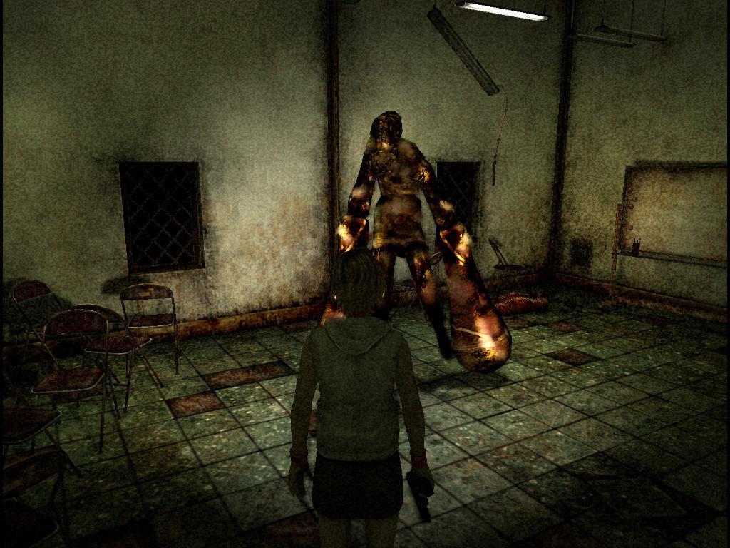 Silent Hill 3 7