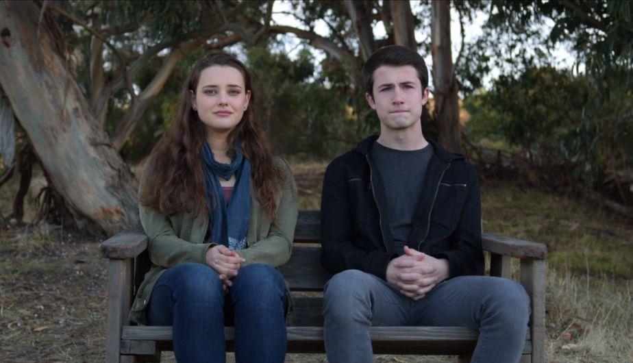 Por trece razones Hannah y Clay