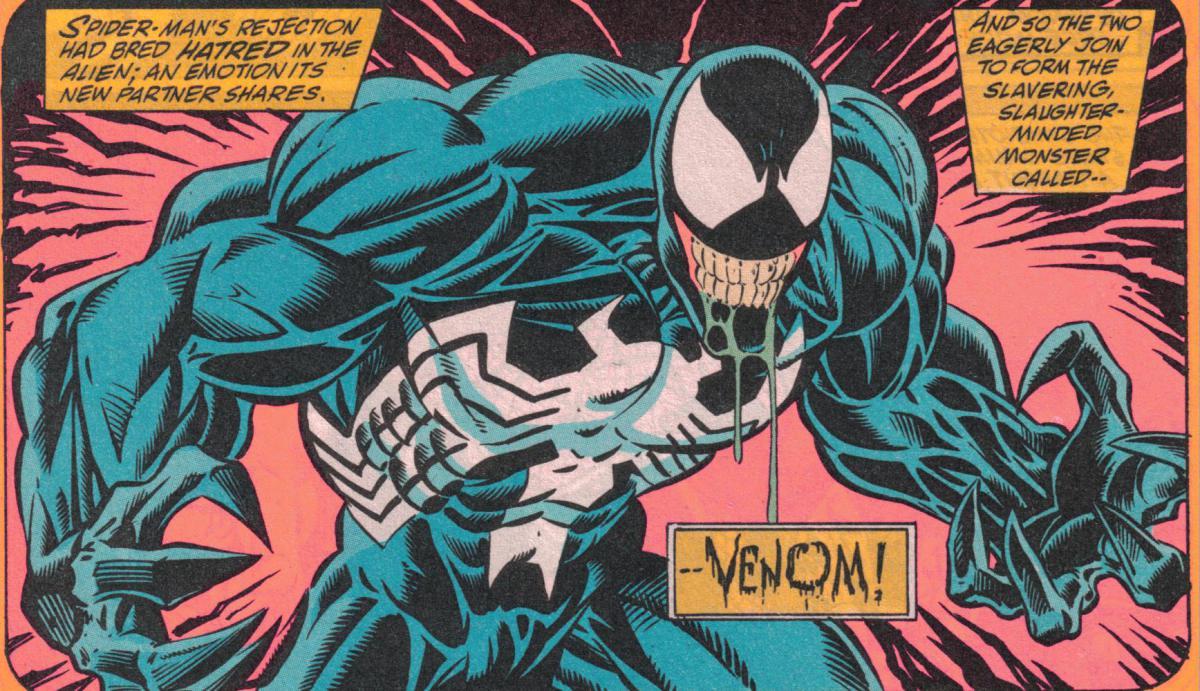 ¿Quién es Venom? El antihéroe de Tom Hardy en los cómics