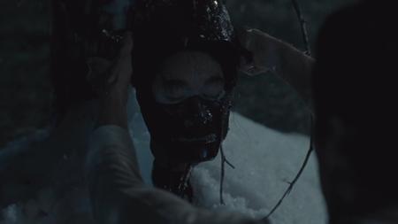 Westworld temporada 2 cabeza samurai