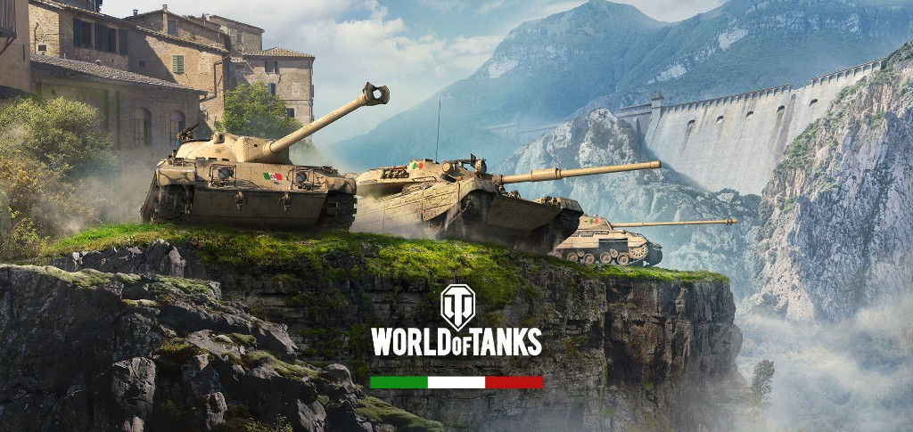 World of Tanks - Gianluigi Buffon