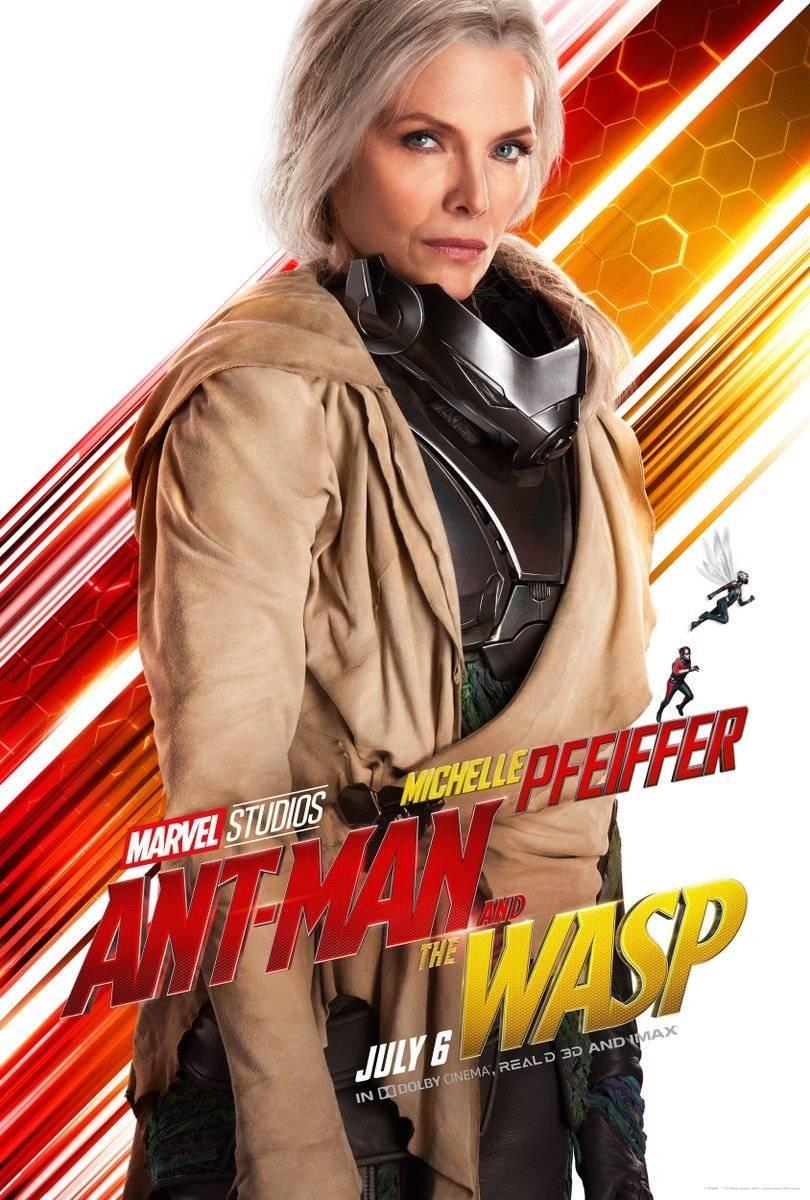 Ant-Man y la Avispa - Michelle Pfeiffer