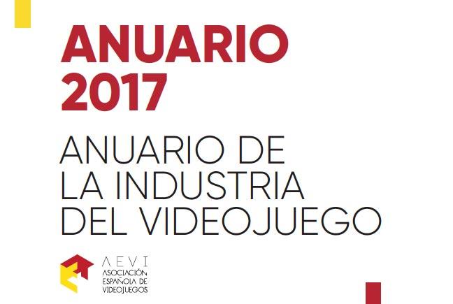 Anuario 2017 de la Industria del videojuego