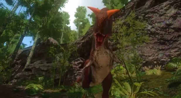 ark, survival, evolved,