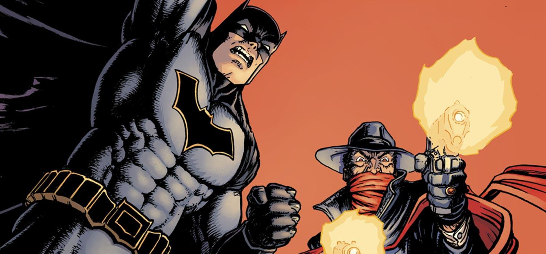 Batman y La Sombra - Crossover de justicieros
