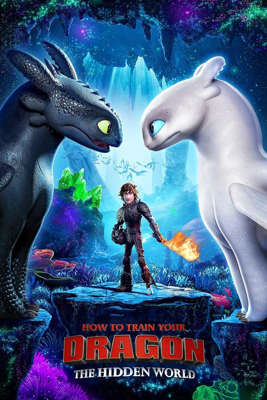Cómo entrenar a tu dragón: ¡El mundo oculto!
