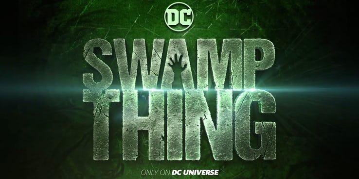 La Cosa del Pantano DC Universe