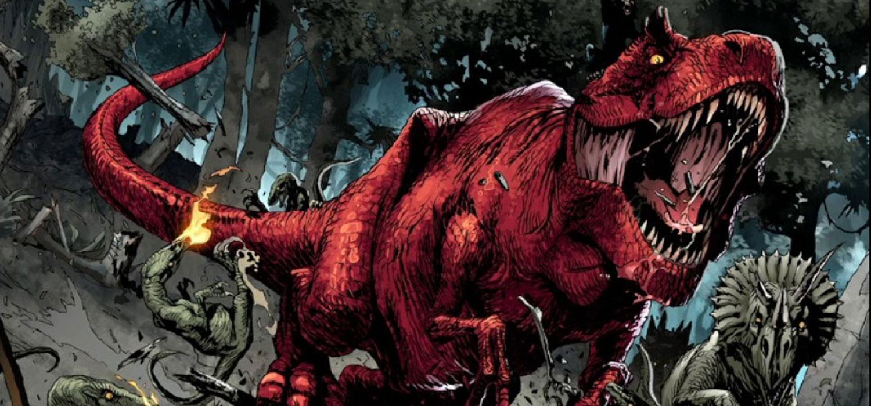 Dinosaurio Diabólico y los 9 mejores cómics sobre dinosaurios