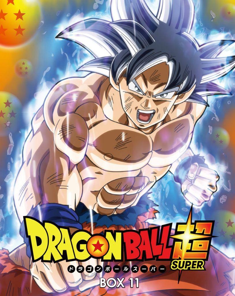Dragon Ball Super DVD/Blu-ray