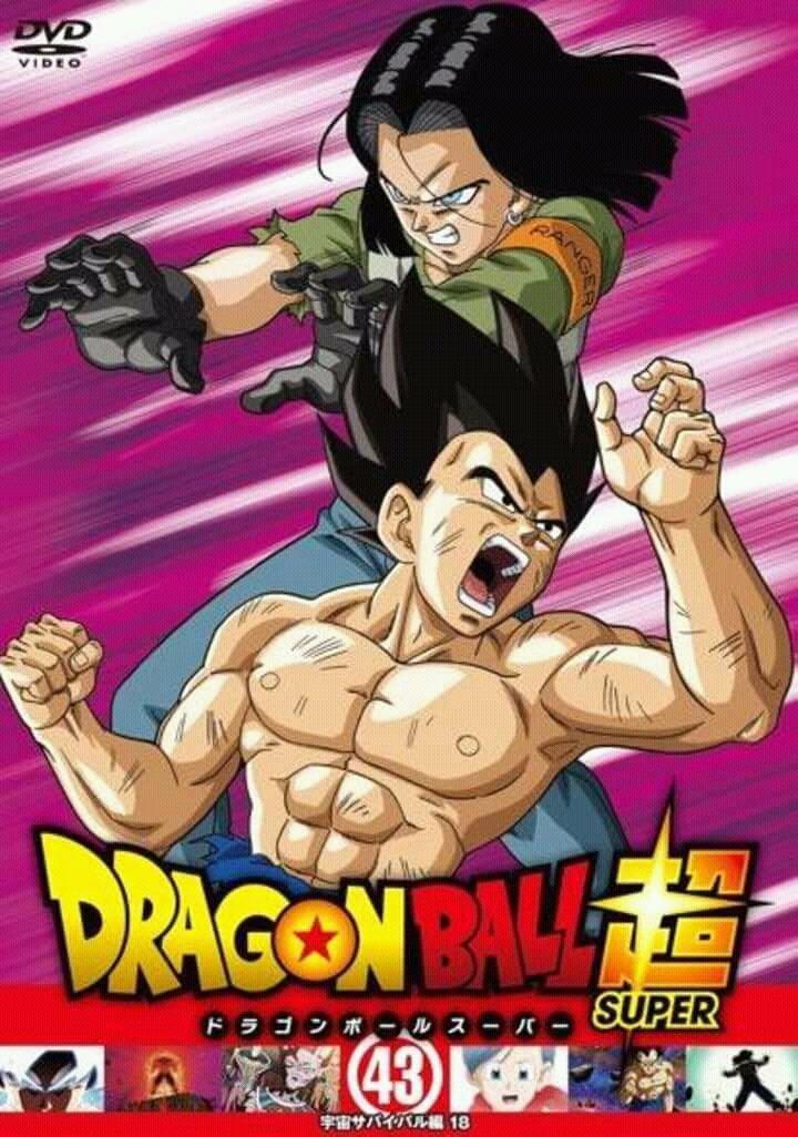 Dragon Ball Super portadas