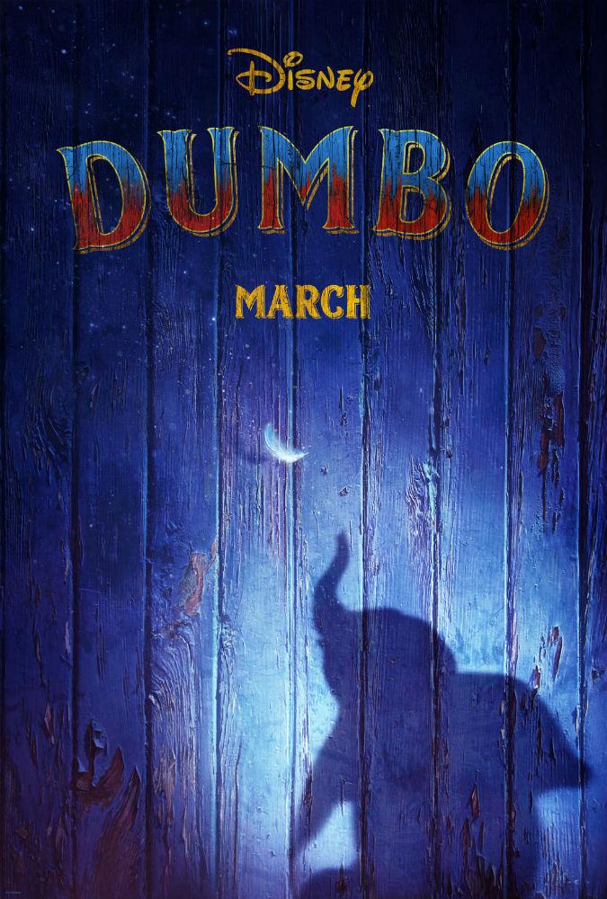 Dumbo - Póster