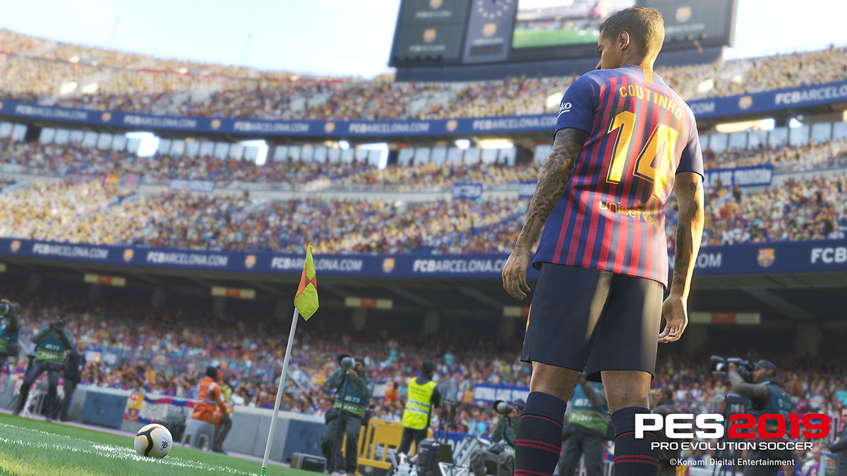FIFA 19 vs PES 2019 La guerra de licencias del fútbol ...