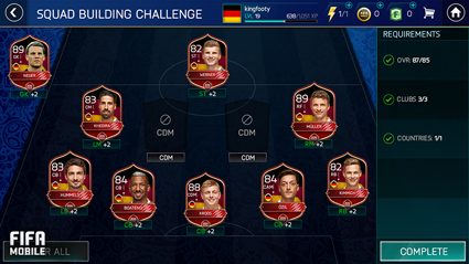 FIFA Mobile World Cup 2018