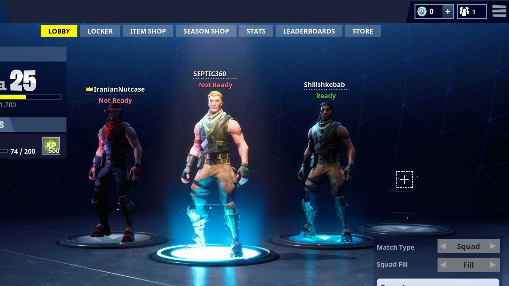como jugar fortnite en pc y ps4