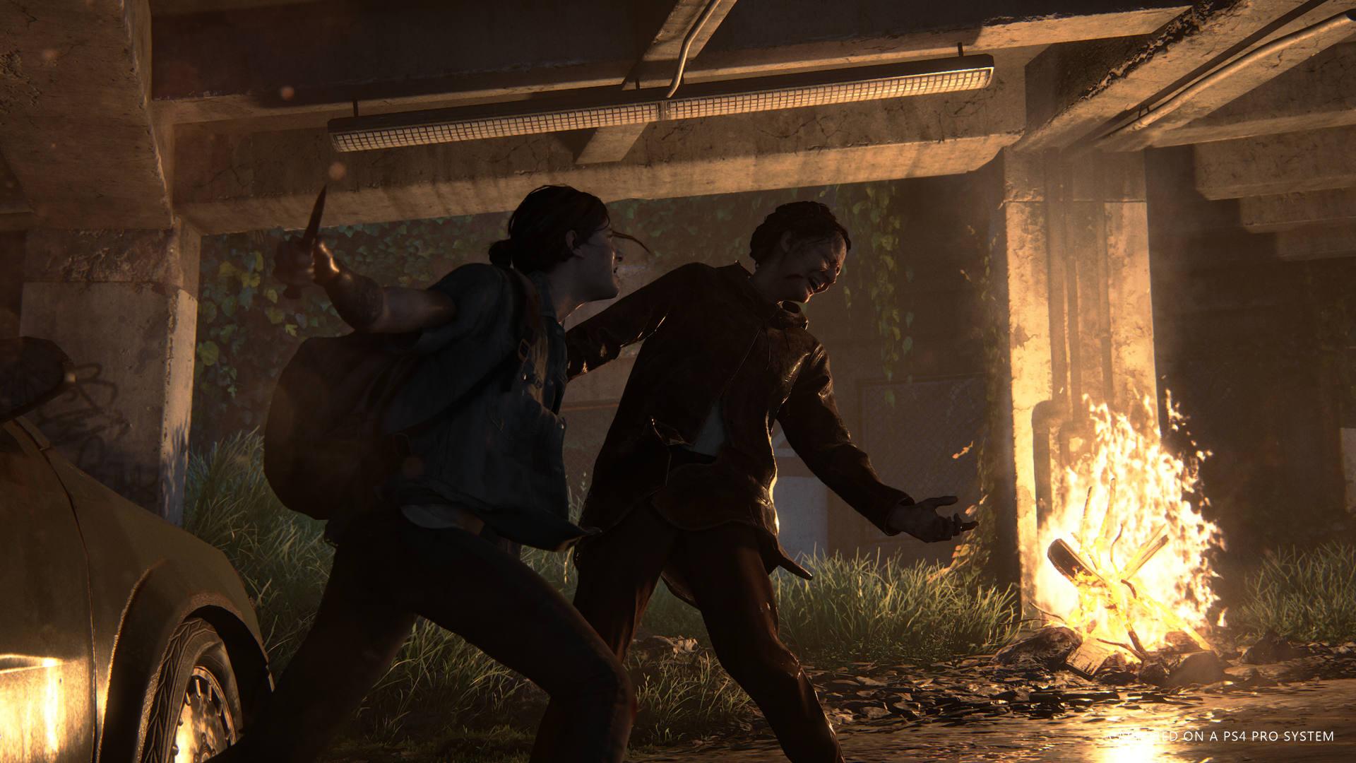 The Last of Us 2 E3 2018