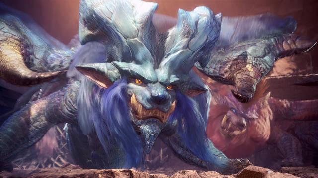 Monster Hunter World - Lunastra