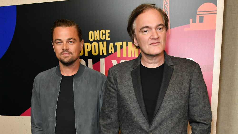 Once Upon a Time in Hollywood Tarantino y DiCaprio