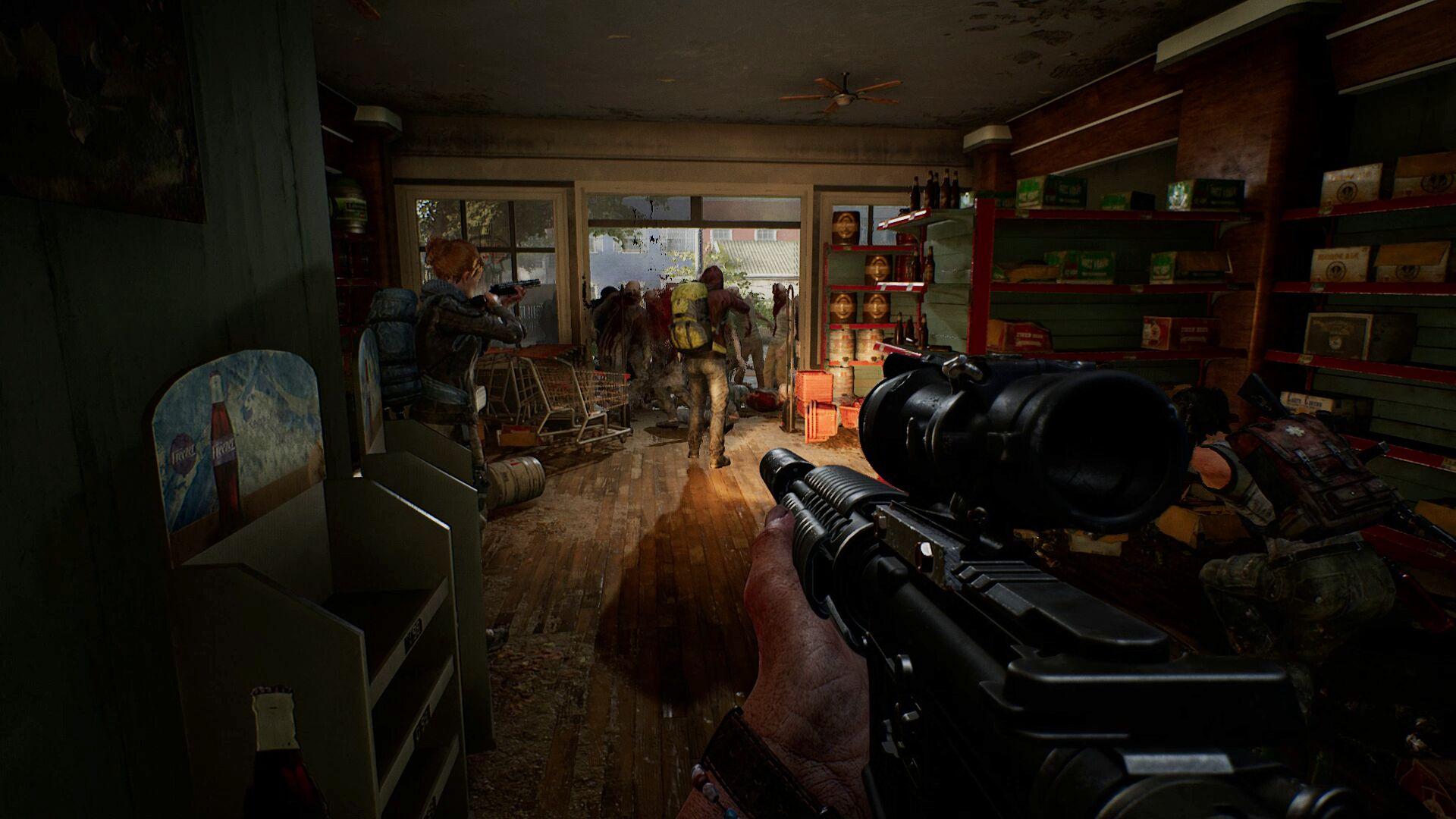Overkill's The Walking Dead no se ha cancelado — Games