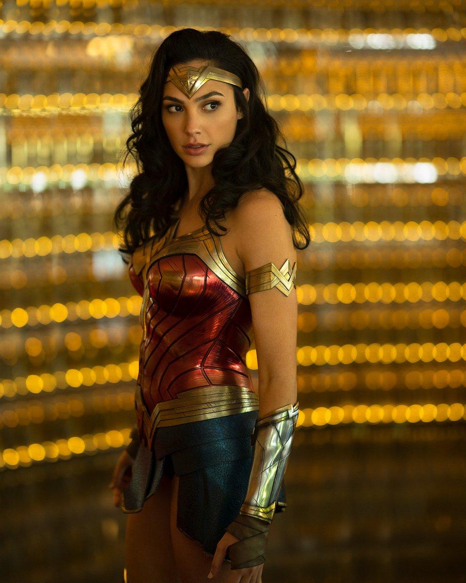 Primera imagen de Wonder Woman en Wonder Woman 1984
