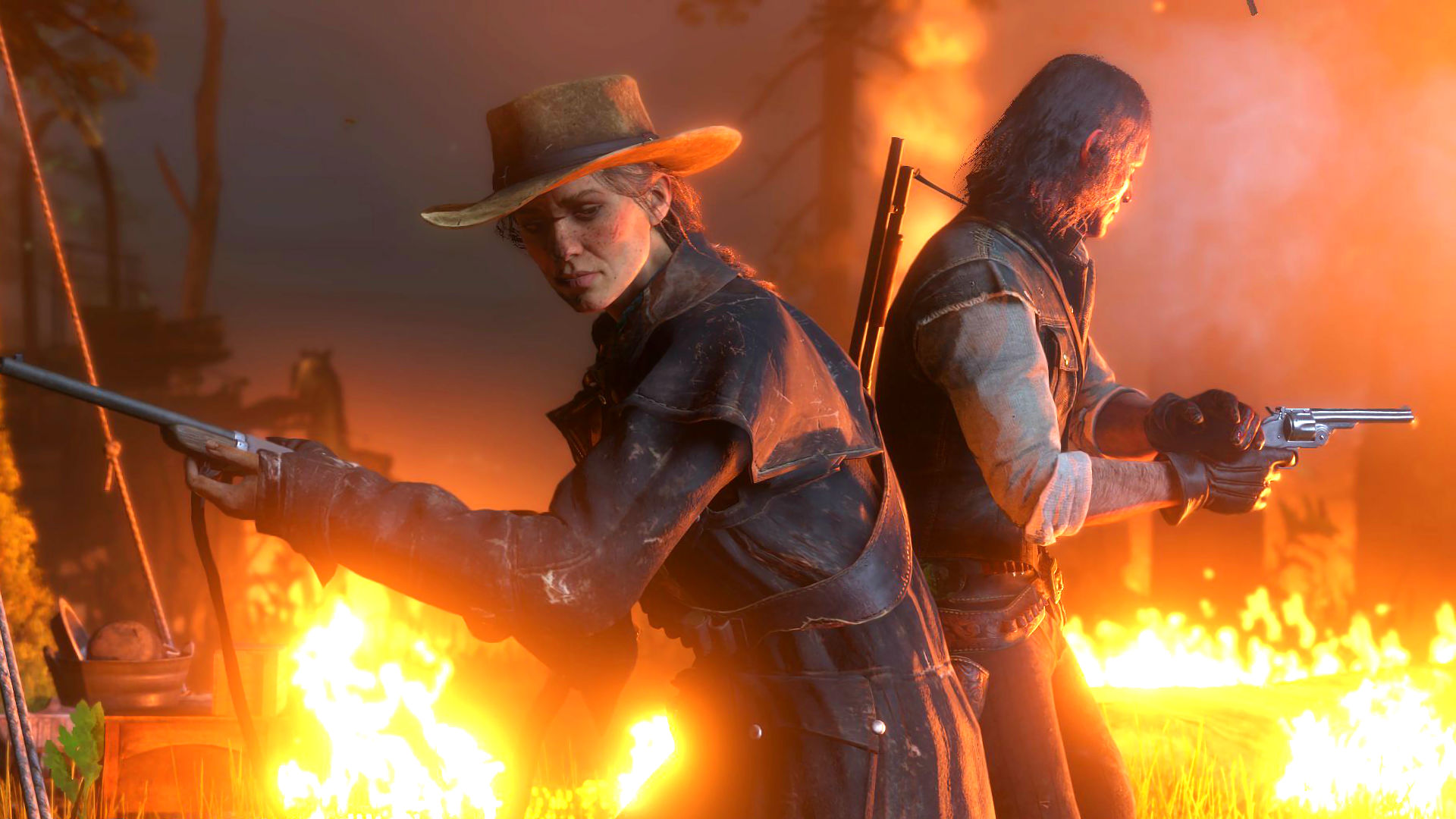 Red Dead Redemption 2 PS4 Xbox One PC