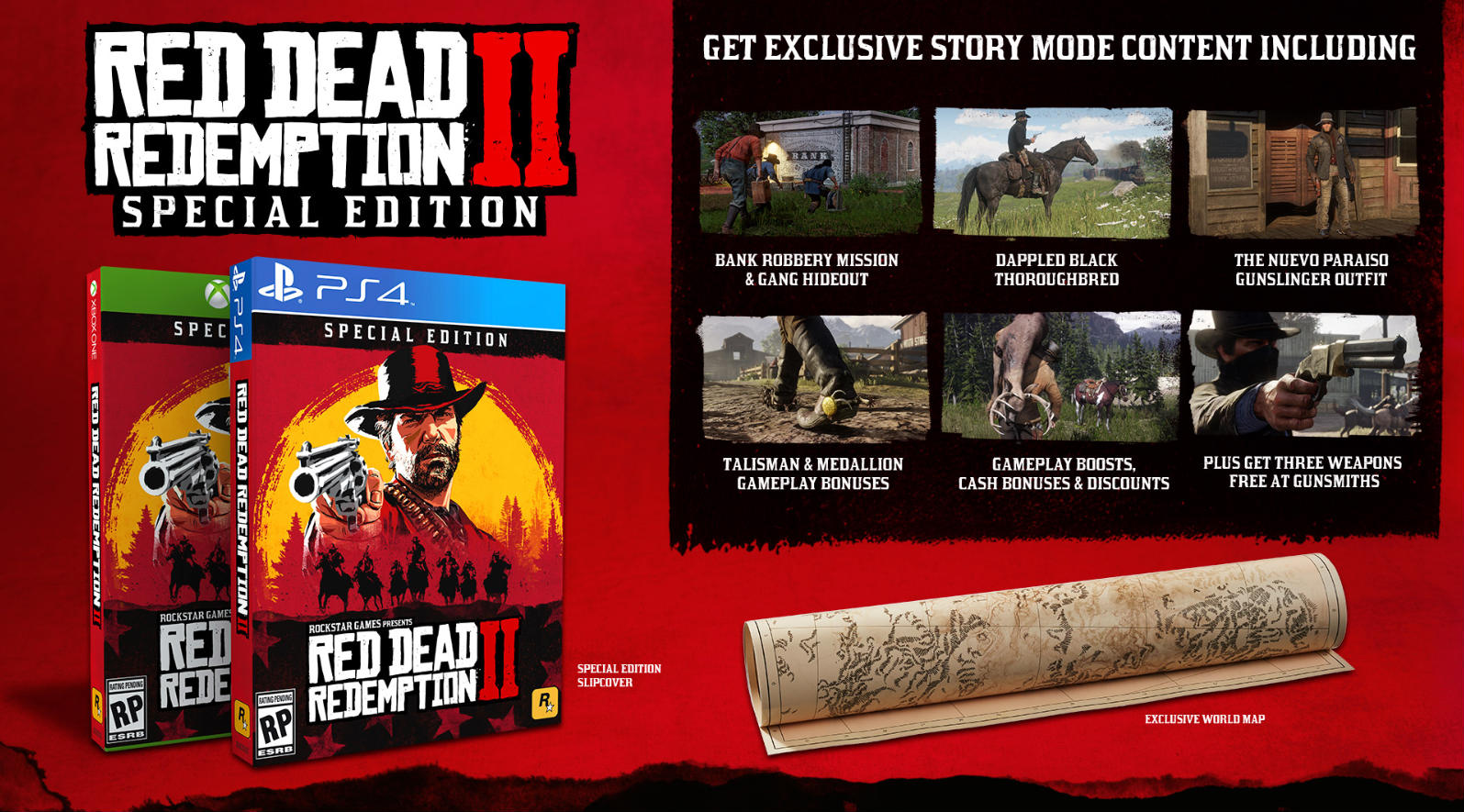 edición, red dead redemption 2