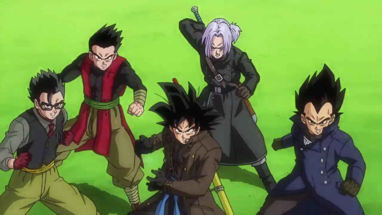 Super Dragon Ball Heroes Universe Mission 3