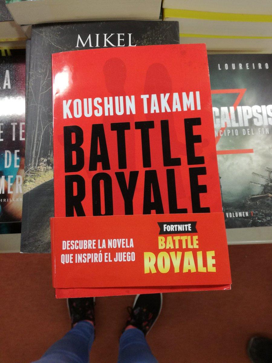 Battle Royale, el libro