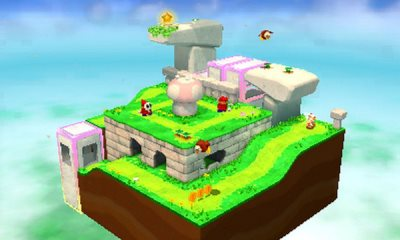 captain toad, treasure tracker, 3ds
