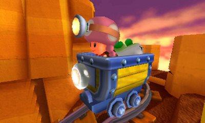 captain toad, treasure tracker, 3ds