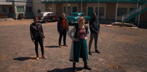 Doctor Who temporada 11 reparto