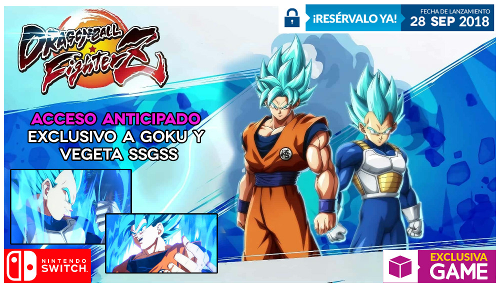 Dragon Ball FighterZ en GAME