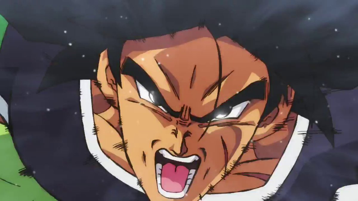 Dragon Ball Super Película Broly