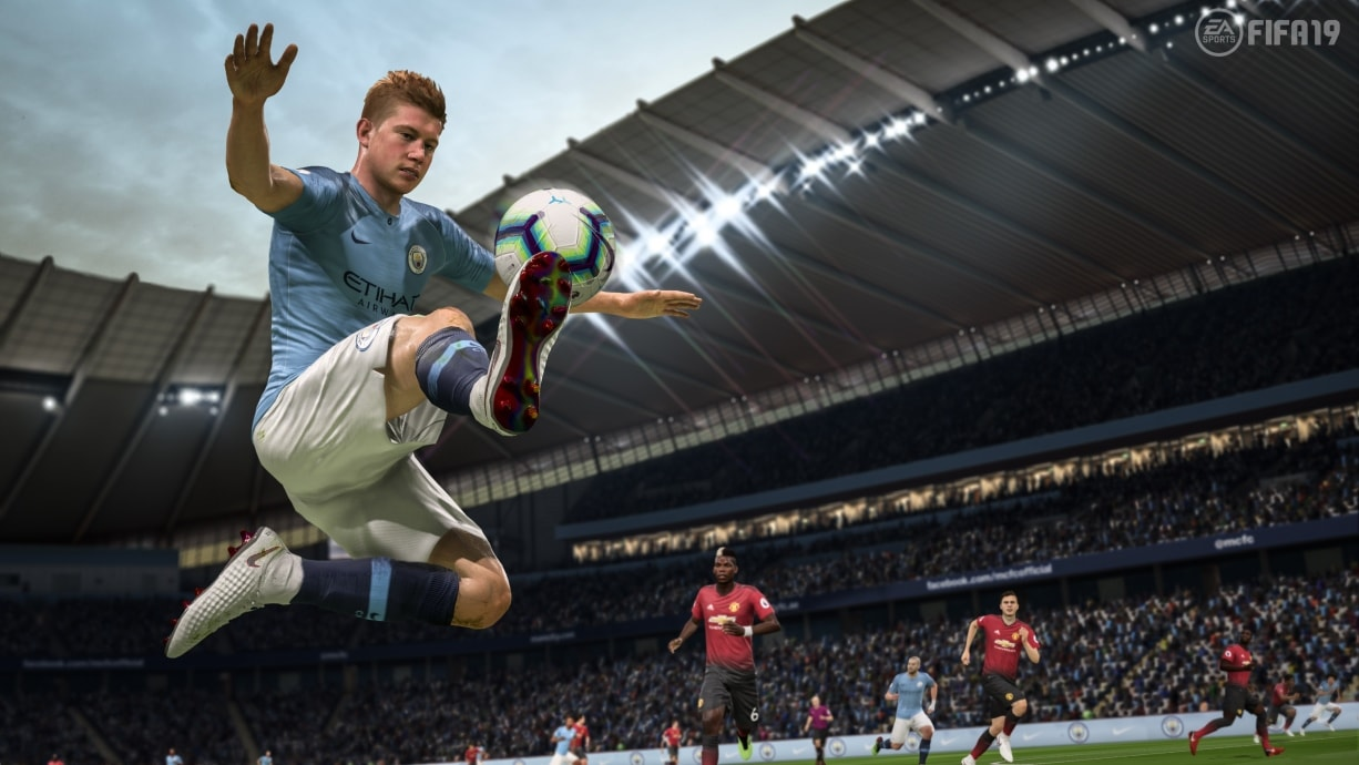 Analisis De Fifa 19 El Mejor Futbol Para Nintendo Switch