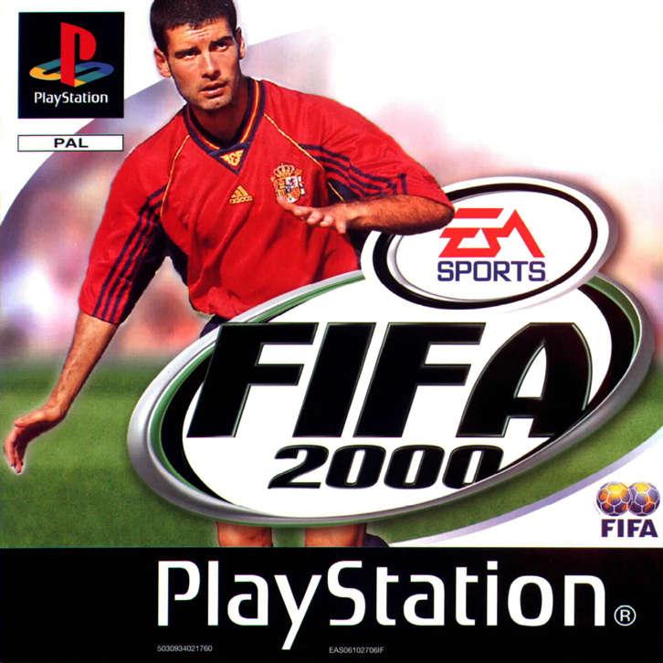 FIFA 2000 portada