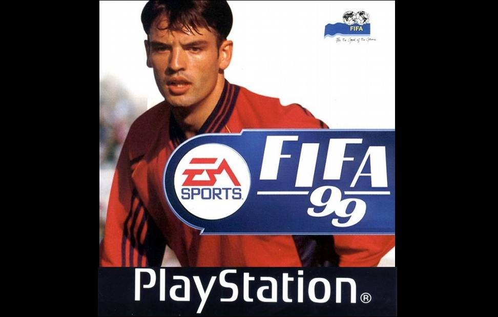 FIFA 99 portada