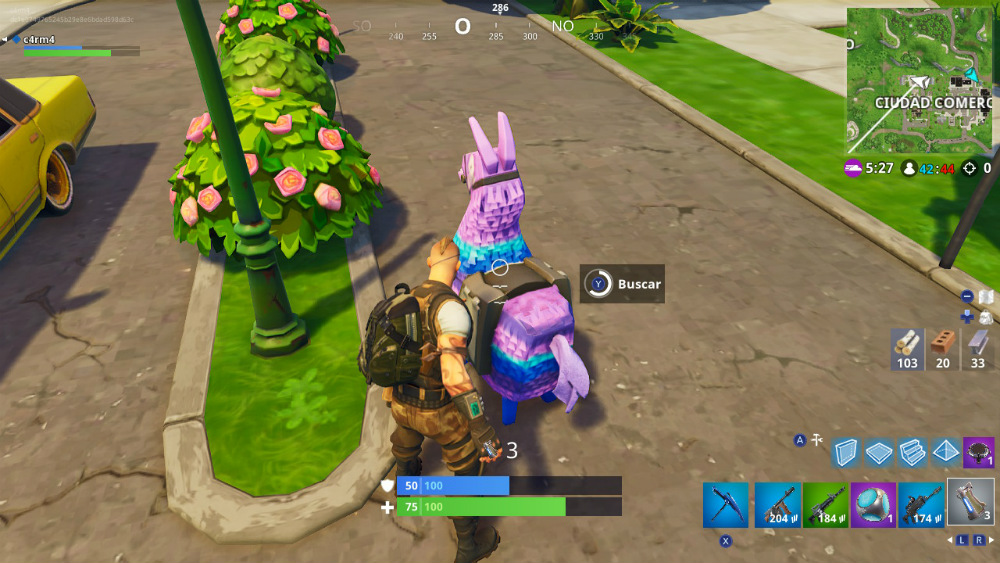 Fortnite Battle Royale - Llama