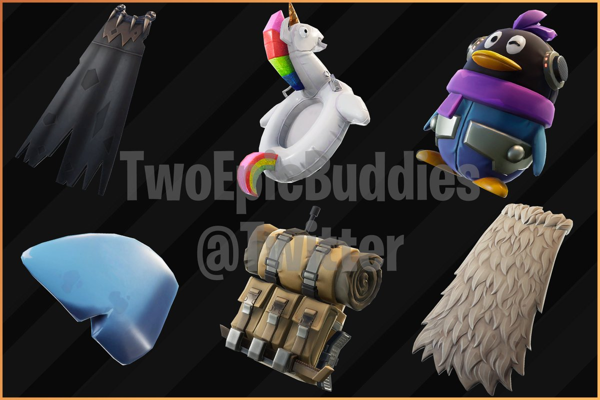 Fortnite battle royale temporada 5 las nuevas mochilas for Fortnite temporada 5 sala