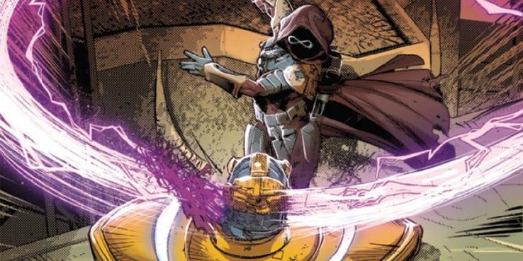 Infinity Wars Prime - Muerte de Thanos