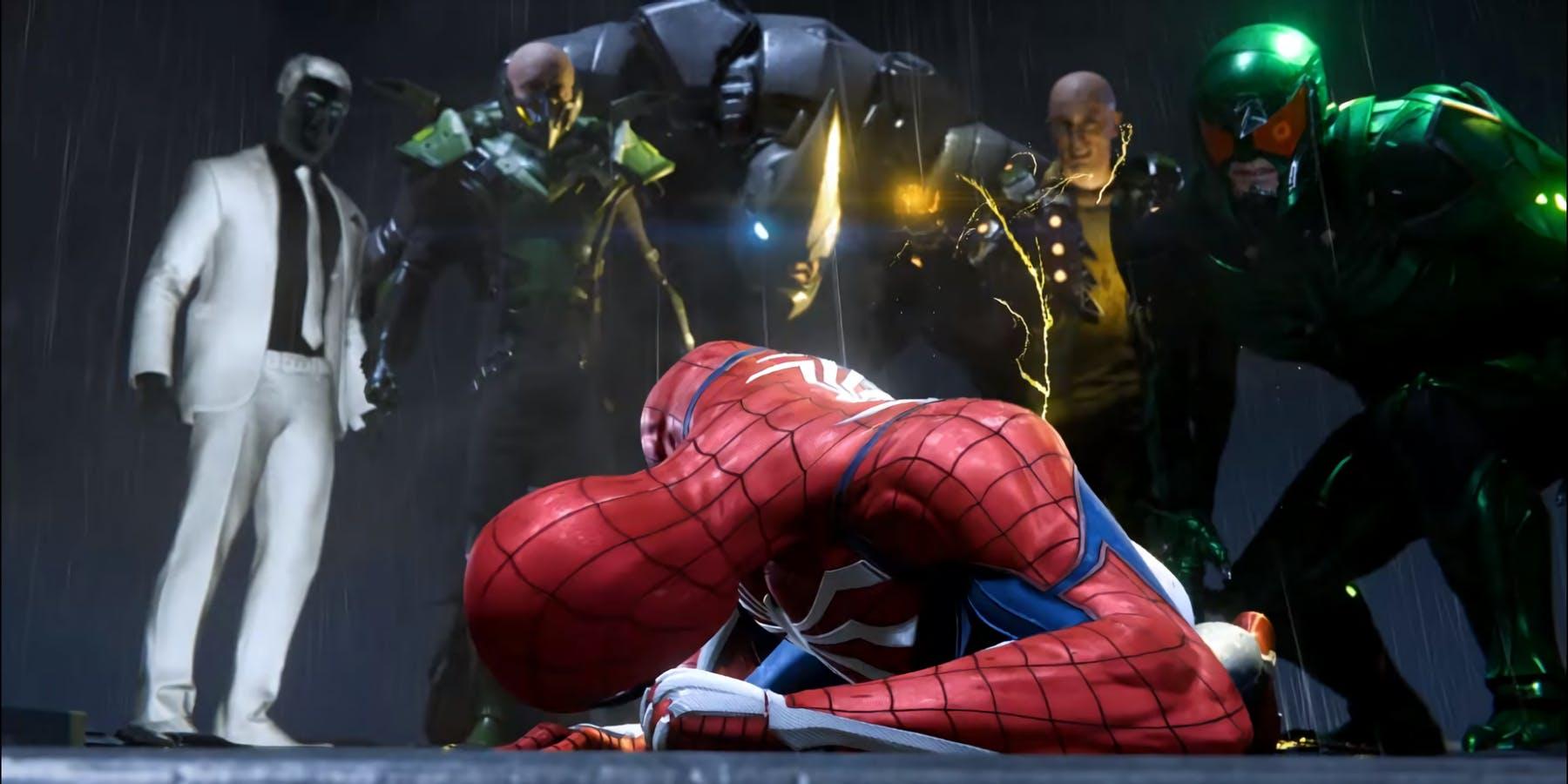 Spider-man para PS4 - Repaso a sus villanos y su origen en cómic -  HobbyConsolas Juegos 9de3b4d0074f
