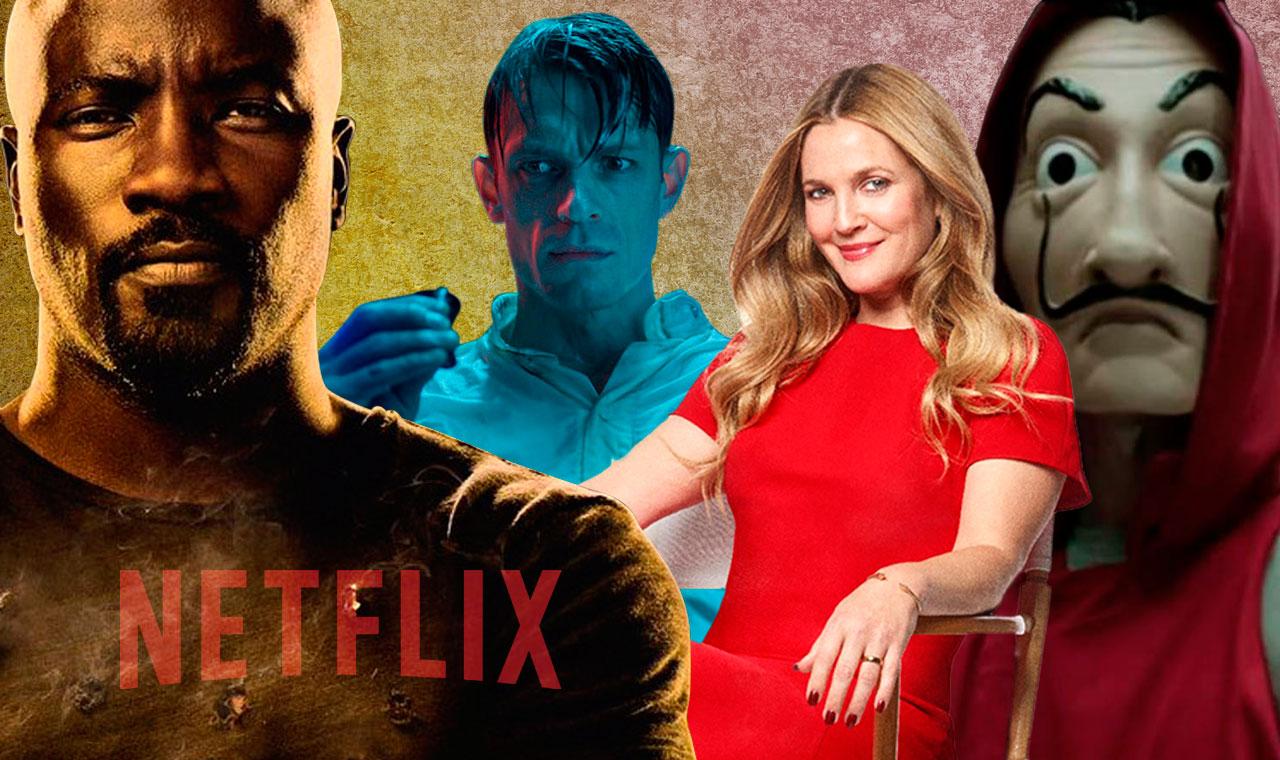 Las 25 mejores series de Netflix España en 2018 que puedes ver