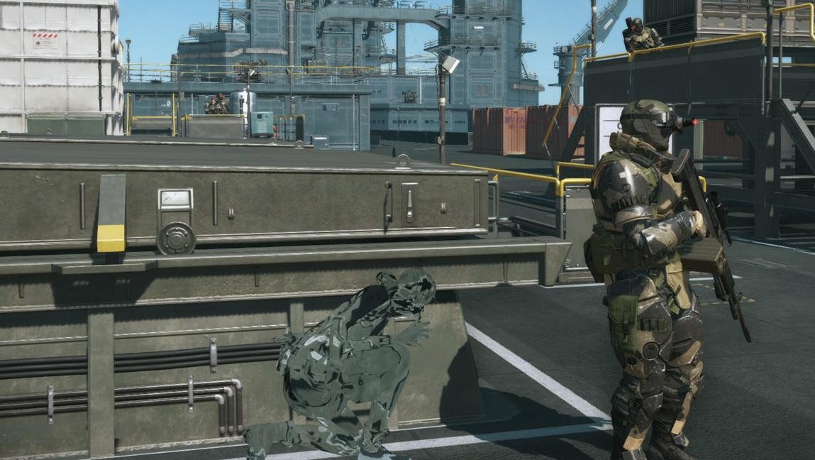 Metal Gear Solid V The Phantom Pain - Quiet