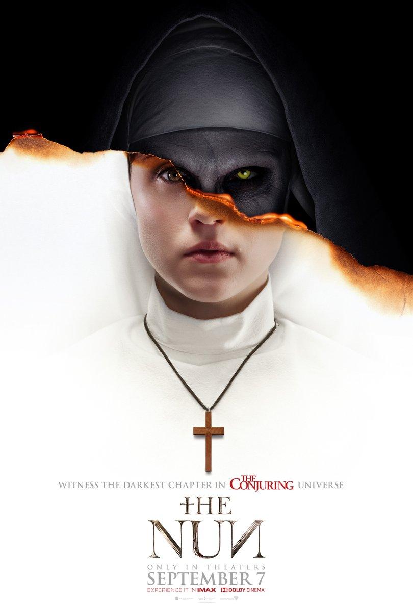 La Monja nuevo póster
