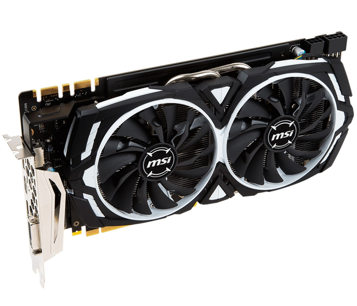 MSI GeForce GTX 1070 Ti Armor 8 GB