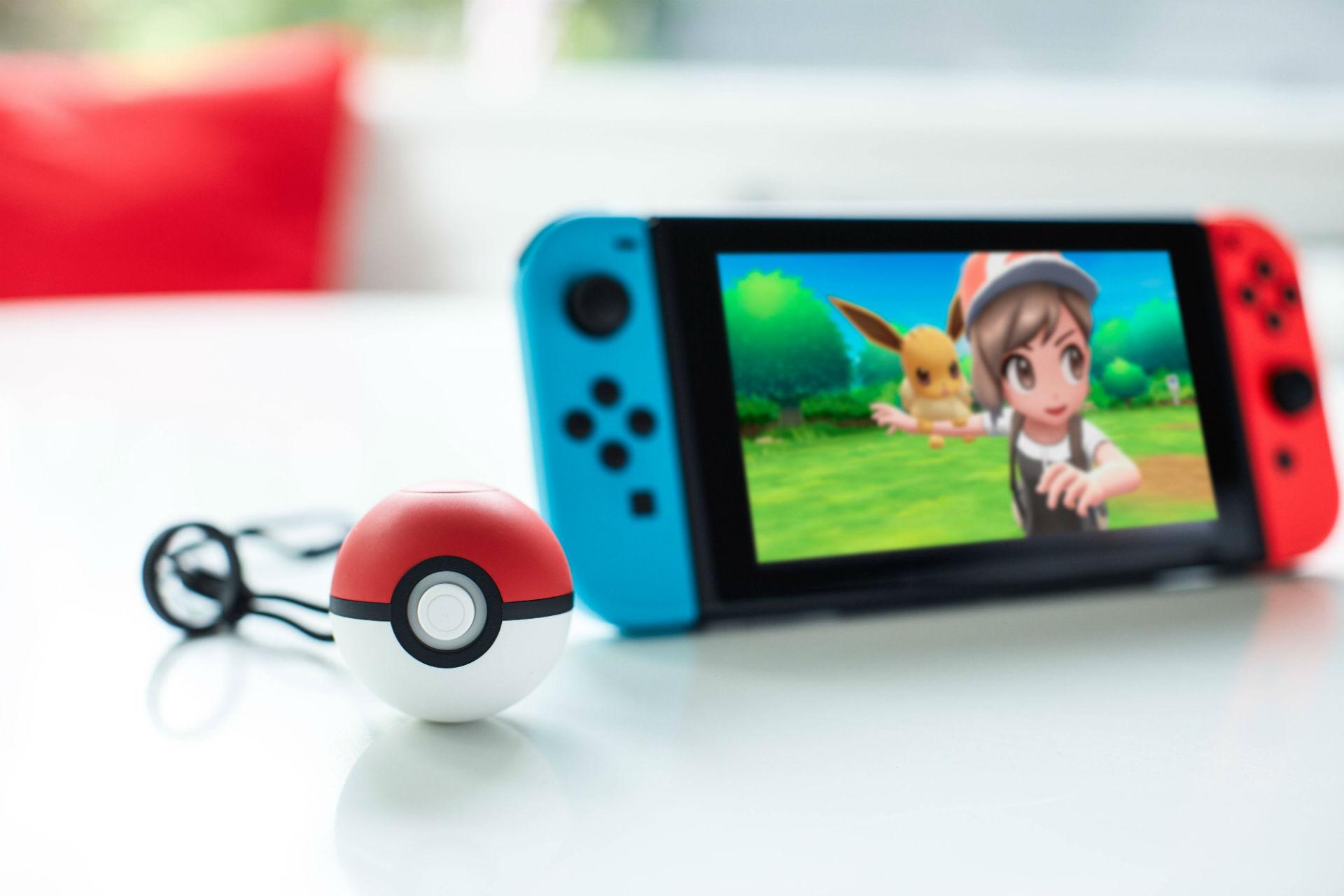 Pokémon Nintendo Switch 2019