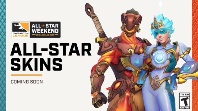 Overwatch All Star
